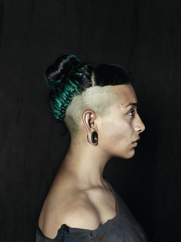 Isabel Muñoz.  Antropologia dels sentiments  FineArt 2020