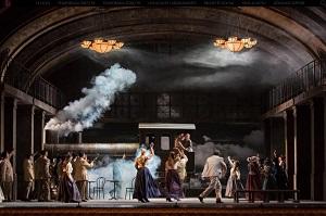 LICEU A LA FRESCA AL PATI DEL MUSEU. Manon Lescaut, de G. Puccini,